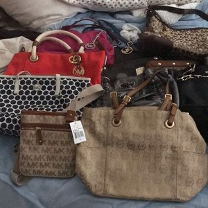 OFFER BEING ACCEPTED!Authentic Michael Kors:Choose